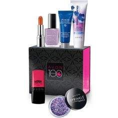 Centennial Beauty Blogger Box 6 beauty must-haves curated by 5 of Canada's top bloggers!
