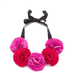 Kate Spade New York Fiesta Floral Statement Necklace