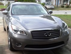 An Infiniti M37 is kind of a rear wheel drive version of the Nissan Maxima.