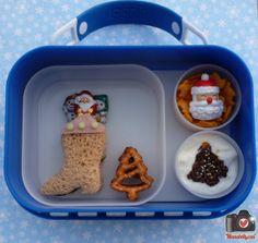 Nikolaus Day Lunch in our @yubo lunchbox lunch box