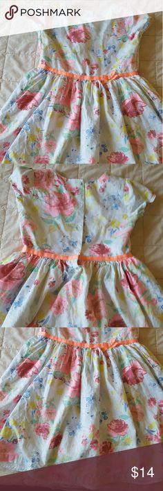 Carters dress Beautiful floral girls carter dress Carter's Dresses Formal