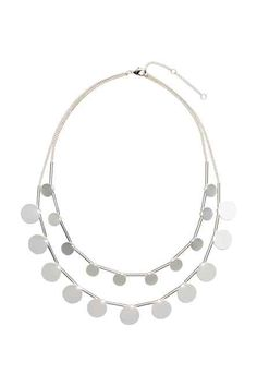 H&M - Two-strand necklace £7.99