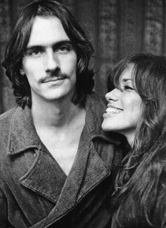 James Taylor & Carly Simon.  Two of the best songwriters and singers of my lifetime.  I grew up on their music and it still moves me.