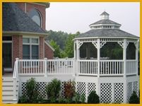 A gazebo is the structure you'll want to have when the time comes to entertain guests, and when you just want to spend your relaxation time outdoors.