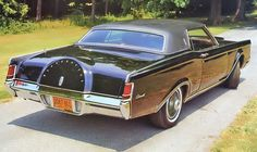 1969 Lincoln Mark III | 1969 Lincoln Continental Mark III rvr 499x297 1969 Lincoln Continental ...