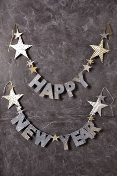 90 идей украшения дома к Новому году 2016 - HappyModern