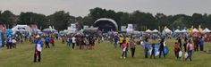 Philippine News - Thousands of Filipinos flocked to Apps Court Farm near Hampton Court in Surrey on Saturday 19th July for the first day of this weekend long celebration of the 30th Barrio Fiesta sa London.
