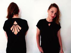 Roupas Personalizadass: Como customizar sua camiseta velha