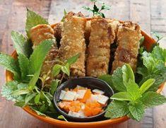 Vietnamesische Frühlingsrollen | Asia Street Food – Asiatische Rezepte aus den Straßenküchen Vietnams, Thailands, Kambodschas, Myanmars und ...