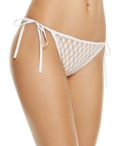 Eberjey Love Always Side-Tie Bikini