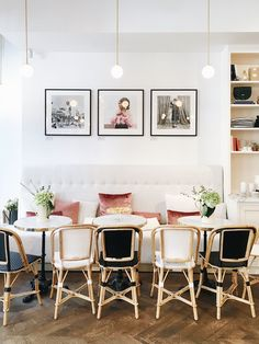 A new chic downtown New York City boutique with Parisian flair.