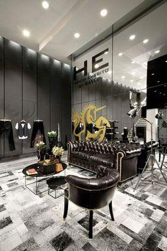 HE BY MANGO store (Barcelona):