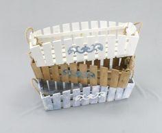 Кашпо деревянное 600 х 160 (ящик..