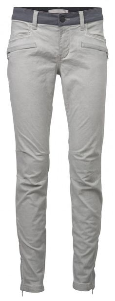 YAYA broeken 021540611 lichtgrijs - Arthur & Willemijn