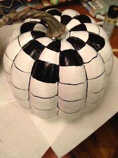 Crafting Rebellion: Hello Again!!! & Pumpkins