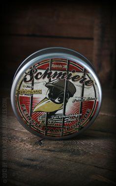 Rumble59 Pomade - Schmiere - Special Edition knüppelhart - für gesetzeswidriges Gefieder - Rockabilly-Rules.com