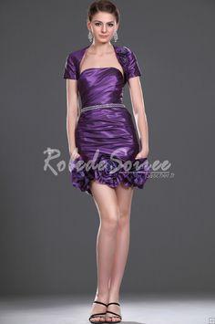 08bdd687549 Nouvelle robe bustier cocktail attrayant avec boléro  ROBECOCKTAIL0097  -  €126.73   Robe de
