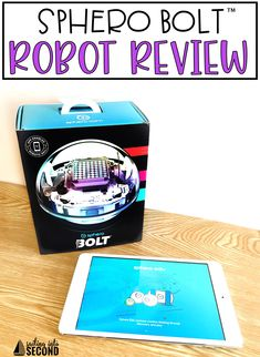 Learn more about the Sphero Bolt and how you can use it in your classroom!