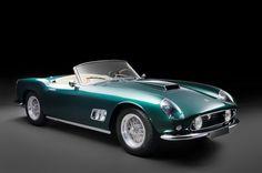 1959 Ferrari 250 GT LWB California Spyder – Sold for $2,811,704
