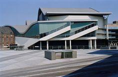 Chassé-theater / Chassé Theatre ( H. Hertzberger )