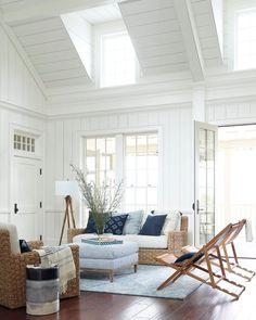 Beach Cottage Style, Beach Cottage Decor, Coastal Cottage, Coastal Living, Coastal Style, Beach Apartment Decor, Modern Cottage Decor, Coastal Homes, Coastal Decor