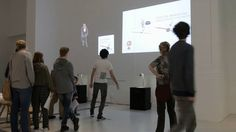 A machine to animate your drawings. Animachina lets users draw a character on paper which is then automatically animated by their body movements. Those animations… Body Movement, Interactive Art, Animation Film, Satire, Art And Architecture, Film Festival, Innovation, Let It Be, History