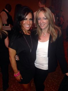 Mama Savage. Such an inspiring, positive role model in my life. Forever grateful. Fitness America, Vegas, 2014.