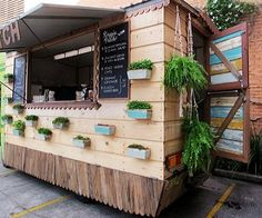 Spud: The Truck! Pick up a delish veggie dish on wheels. Available from Bondi Farmers Market at the The Veggie Patch Van stall.