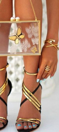 Billionaire's C loset - Lbv LadyLuxuryDesigns beautiful for all th lovely ladies blessed with lovely legs (my comment)