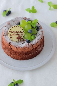 「バースデーガトーショコラ」あいりおー | お菓子・パンのレシピや作り方【cotta*コッタ】