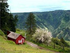My hometown ~ Milton-Freewater, Oregon