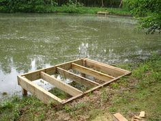 Fishing platforms | Disabled fishing pegs | Jetties | Case Studies | London | South East  | UK-SWM