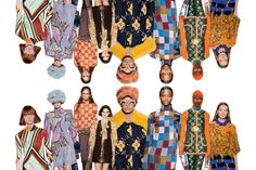 """Maxed Out—We can credit Gucci with ushering in an era of """"more is more."""" Suddenly, no outfit is complete without a clash of patterns and a pile of accessories. Seen at: Emilio Pucci, Miu Miu, Marni and more. Emilio Pucci, Suddenly, Marni, Miu Miu, Gucci, Trends, Patterns, Fall, Accessories"""