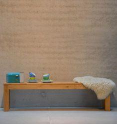 "jan kurtz Sitzbank ""Cana"" Eiche Jan Kurtz, Floating Nightstand, Bench, Storage, Table, Design, Furniture, Html, Home Decor"