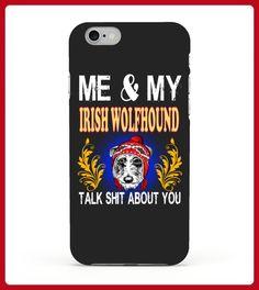 IRISH WOLFHOUND Phone Cases - Wolf shirts (*Partner-Link)
