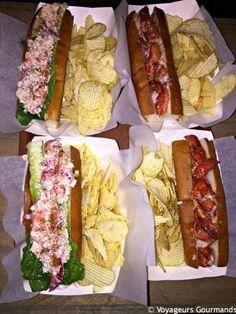 Où manger à New york ? Carnet d'adresses | Blog Voyageurs Gourmands Restaurant New York, Ethnic Recipes, Blog, Greedy People, Eat, Food, Blogging