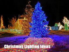 Outdoor Christmas Light Show Ideas Christmas Light Show, Christmas Light Displays, Magical Christmas, Christmas Love, Outdoor Christmas, Beautiful Christmas, Merry Christmas, Christmas Pictures, Holiday Lights