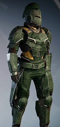 "shadowofveils: "" IRON COMPANION GEAR Hunter//Titan """
