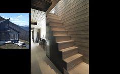 Dinesen Gulv. Så fin trapp!