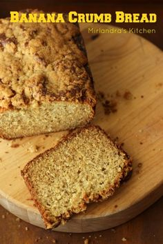 I think banana bread might be a defining part of my childhood cooking experience. My mother cooked eight loaves at a time and froze it for all occasions. It was a birthday cake when I was a toddler (Yes, I'm still mad. No, I don't remember the incident), household snack food and followed us around in recycled Oroweat bread bags to parks and road trips. Did you catch that we ate a lot of banana bread? I think my mom [...]