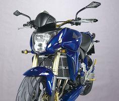 [IMAGE - Honda CB 600 F Hornet]