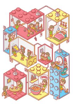 The Toy Collector on Behance