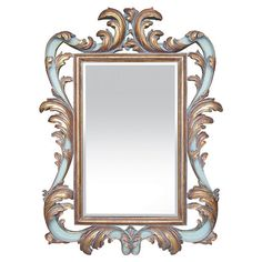 I pinned this Harvest Scroll Wall Mirror from the Statement Pieces event at Joss and Main!