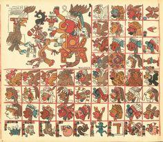El manual del tiempo azteca, el Tonalamatl, fue un portentoso método de adivinación basado en la lectura del cosmos y la cuenta de los días.