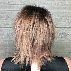 50 Most Universal Modern Shag Haircut Solutions - Best Haircuts Haa . - 50 Most Universal Modern Shag Haircut Solutions – Best Hairstyles Haircuts 50 Most Universal Mode - Medium Shag Haircuts, Hairstyles Haircuts, Straight Hairstyles, Cool Hairstyles, Haircut Medium, Bob Haircuts, Medium Hair Cuts, Short Hair Cuts, Medium Hair Styles