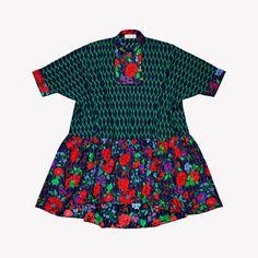kenzo x h&m, wide silk dress Kenzo, H&m Collaboration, Style Photoshoot, Vogue Fashion, Silk Dress, Dress Collection, Lounge Wear, What To Wear, Shopping