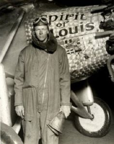 Charles Lindbergh and The Spirit of St. Louis: How One Man's Flight Changed the World - This articles takes you to Little Falls and the birth place of Charles Lindbergh, the first man to fly non-stop across the ocean. Buried on Maui. Old Pictures, Old Photos, Ov 10, Elf Ranger, Charles Lindbergh, Little Falls, Old Movies, World History, Historical Photos