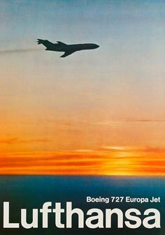 21 Magnificent Vintage Ads From The Glory Days Of Airlines - Airows