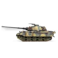 """Armored Car Tank Military Model 1/35 """"German King Tiger"""" Last Production #13229"""