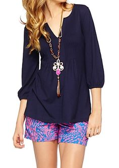 Lilly Pulitzer Braylen Tunic perfect with jeans and boots for fall! Mommy Style, Preppy Style, Style Me, Spring Summer Fashion, Autumn Winter Fashion, Spring Outfits, Preppy Outfits, Cute Outfits, Fashion Outfits